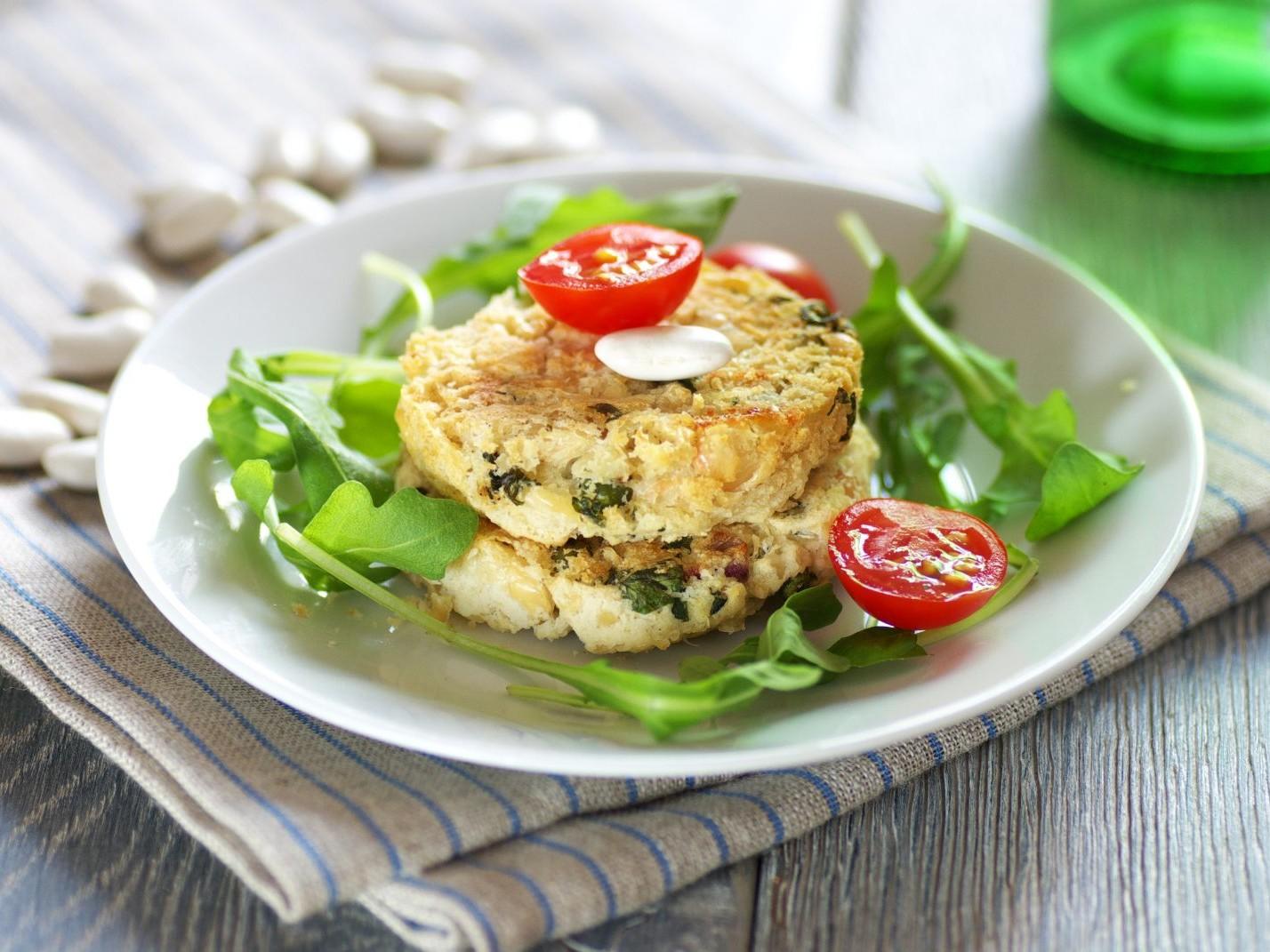 Burger_vegetal_haricots_Tarbais