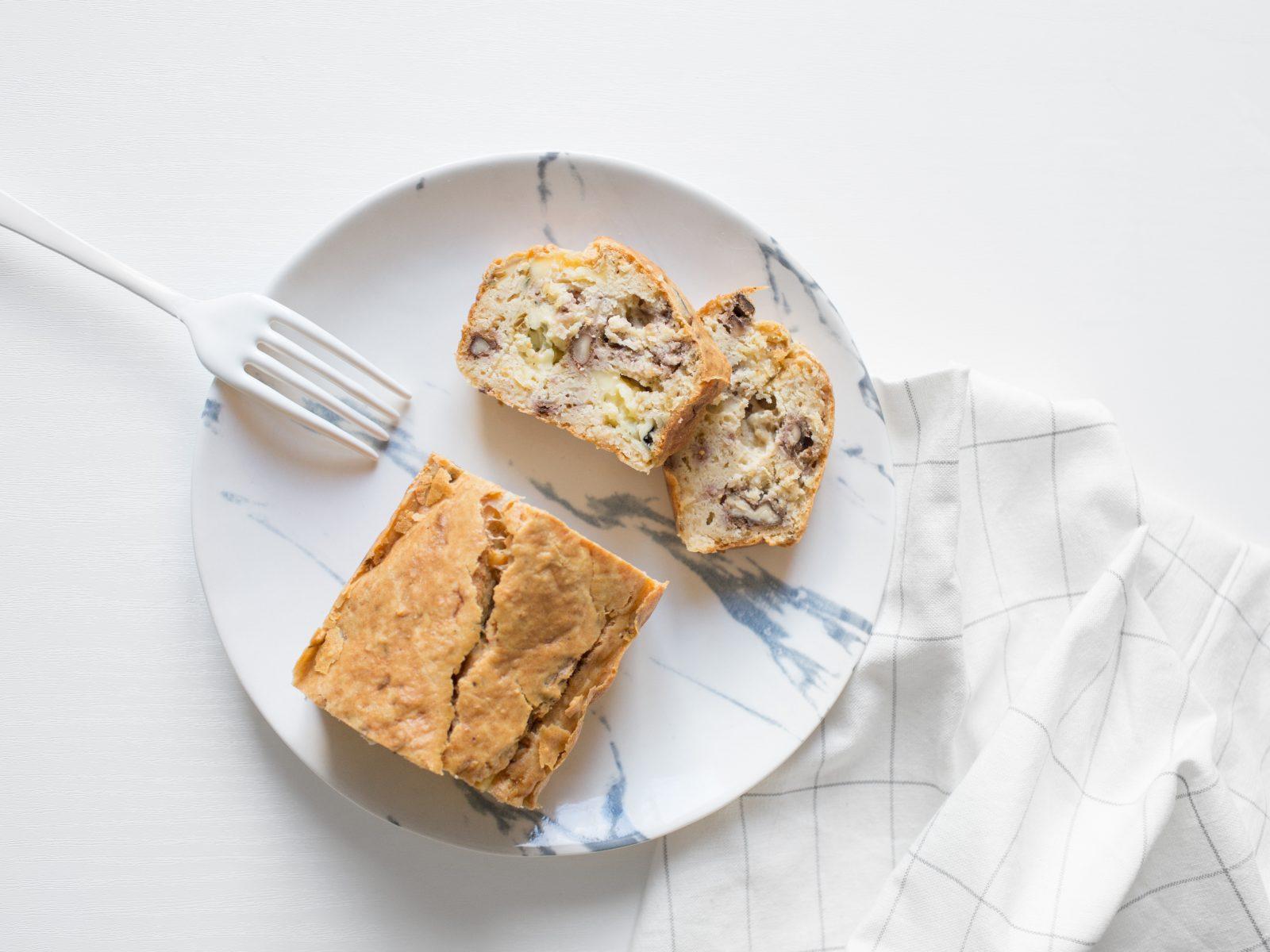Cake Haricots Tarbais par Blanc Coco