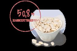 magnesium dans le haricot tarbais