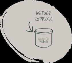 Astuce express sur le Haricot tarbais